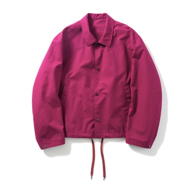 Name. : WEATHER CLOTH COACH JACKET