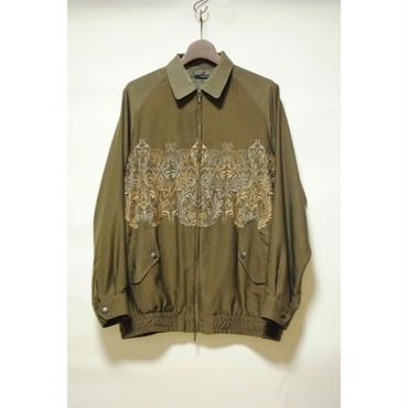 TAAKK : Embroidery Shirts Jacket