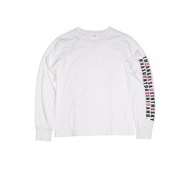 The Letters : Portland L/S T-shirt