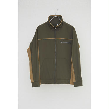 HUMIS : HIGH-SPEC MILITARY JERSEY BLOUSON