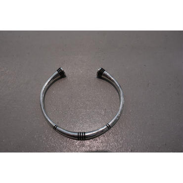 TUAREG JEWELRY :  TUAREG SILVER BANGLE 01