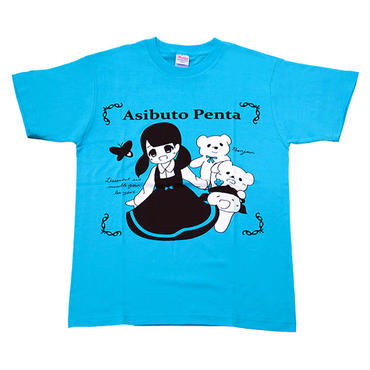 ぺんTシャツ(S,M,L,XL,XXL)