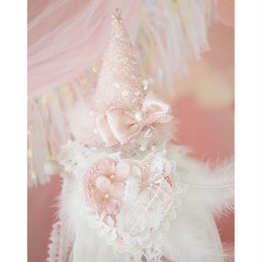 Pink Angel pierrot Style