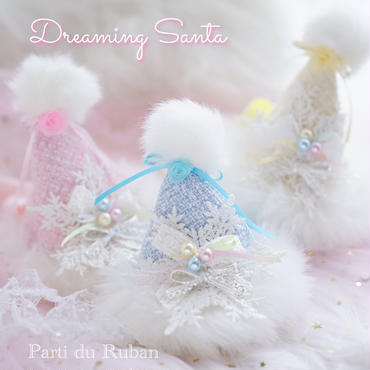 Dreaming Santa お帽子のみ