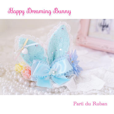 Happy Dreaming BunnyBlue