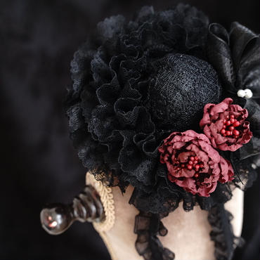 Noir Topping...rose