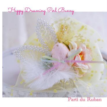 Happy Dreaming Perl Bunny