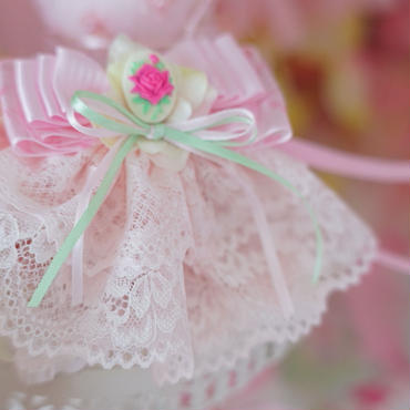 Dreaming girly light pink