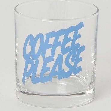GOOD FEEL GLASS -BLUE-