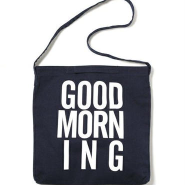 GOOD MORNING 2WAYBAG NAVY