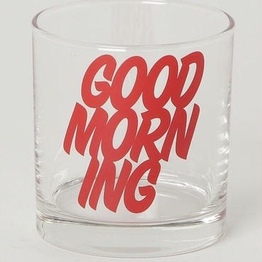 GOOD FEEL GLASS -RED-