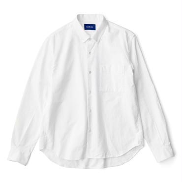 Good neighbors OXFORD BD Shirts -WHITE-