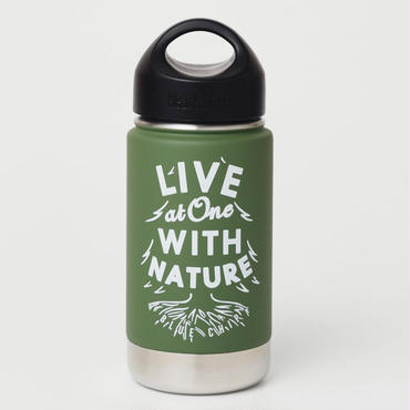 BLUECHIP x Klean Kanteen FIELD BOTTLE KAHKI