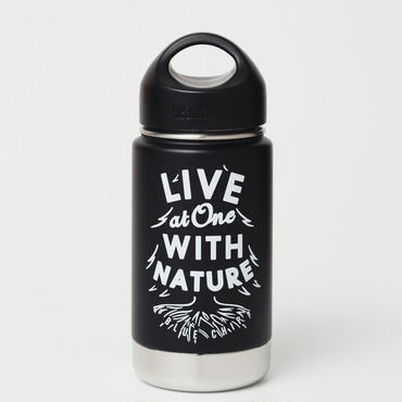 BLUECHIP x Klean Kanteen FIELD BOTTLE BLACK