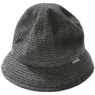 【LIFUL】WOOL MOUNTAIN HAT(GREY) /ライフル ウールマウンテンハット(グレー)