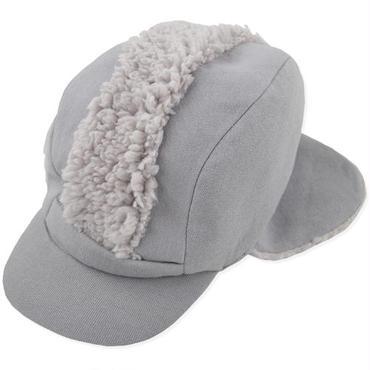 【diddlediddle】OGURI CAP(GRAY)/ ディドゥルディドゥル オグリキャップ(グレー)