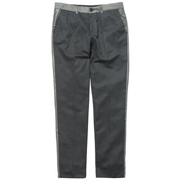 【thisisneverthat】TWO TONE TROUSERS(GREY)