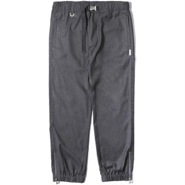 【LIFUL】TR ZIP JOGGER PANTS(CHACOAL)