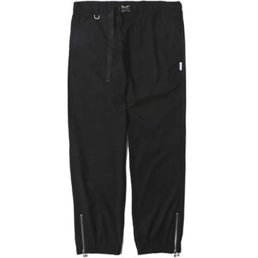 【LIFUL】TR ZIP JOGGER PANTS(BLACK)