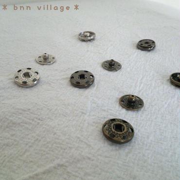 スナップボタン(縫い付けタイプ)