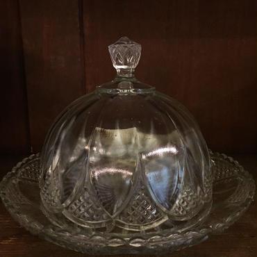 ガラスのフロマージュケース
