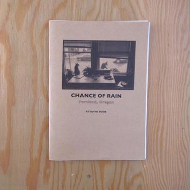 ATSUSHI SUGIE   CHANCE OF RAIN
