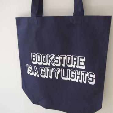 BOOKNERD オリジナルトート 『BOOKSTORE IS A CITYLIGHTS』