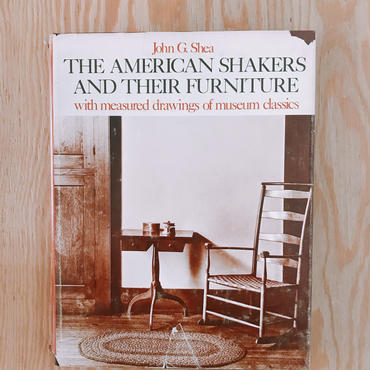 THE AMERICAN SHAKERS AND THEIR FURNITURE