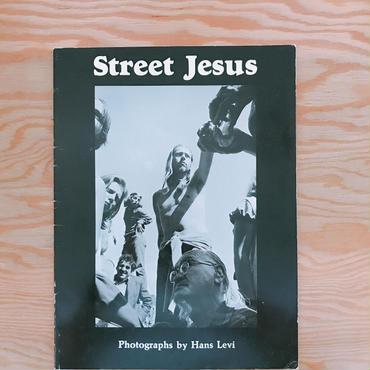 HANS LEVI   STREET JESUS