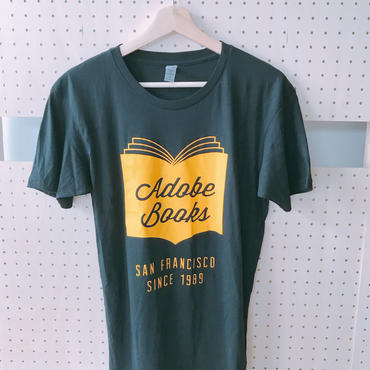 ADOBE BOOKS  T-SHIRT YELLOW