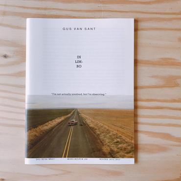 mono.kultur #38 Gus Van Sant