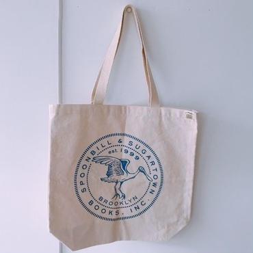 SPOONBILL&SUGARTOWN BOOKSELLERS TOTE BAG