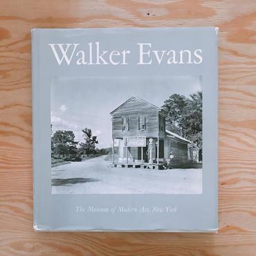 WALKER EVANS  THE MUSUEM OF MODERN ART