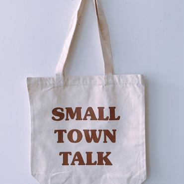 """BOOKNERD オリジナルトート""""SMALL TOWN TALK"""""""