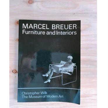 MARCEL BREUER   FURNITURE AND INTERIORS