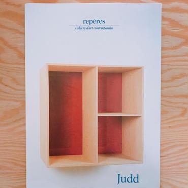 DONALD JUDD Repères