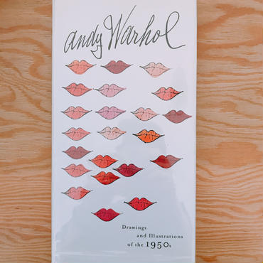 ANDY WARHOL DRAWINGS AND ILLUSTRATIONS OF THE 1950s