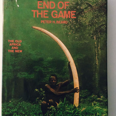 PETER BEARD      THE END OF THE GAME
