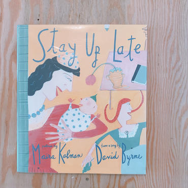MAIRA KALMAN    STAY UP LATE