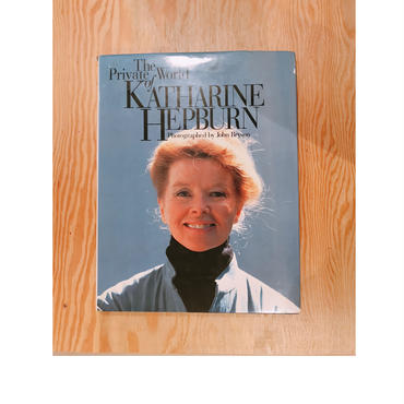 THE PRIVATE WORLD OF KATHERINE HEPBURN