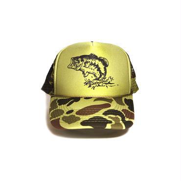 Meshback cap