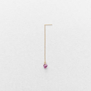Spinel Drop Earring