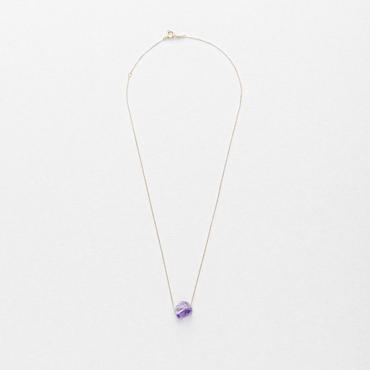 Amethyst Top Necklace
