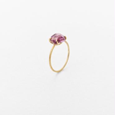 Rhodolite Gem Ring
