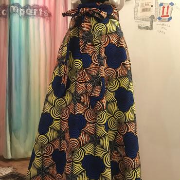 Bouncy Skirt  バウンシースカート ラップスカート  B,Y,R