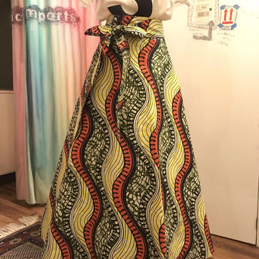 Bouncy Skirt  バウンシースカート ラップスカート  Y wave