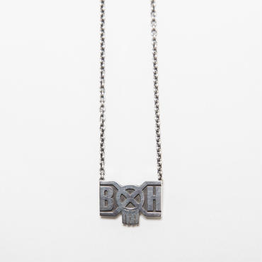 BxH Logo Necklace Silver925