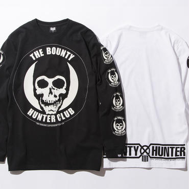 BxH THE BOUNTY HUNTER CLUB L/S Tee