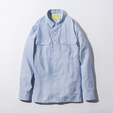 BxH Hemp Work L/S Shirts