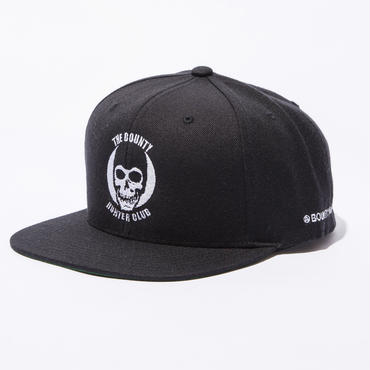 BxH THE BOUNTY HUNTER CLUB Snap Back Cap
